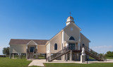 How to build a church in LA bayou country.  Closer to Heaven.