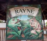 Rayne, LA, AKA: Frog City: A Gallery