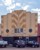 The Art Deco Cole theater in Rosenberg, TX dates to 1919