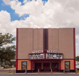 A second shot of the Teche theater taken in 2015