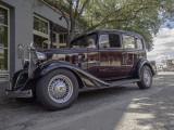 Perhaps a 1935 Chevy Sedan