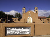 The San Miguel Mission, Socorro, NM: A Gallery