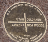 Last stop in NM, Four Corners Monument: A Gallery
