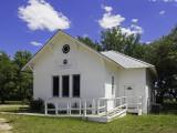 The Oak Grove Church near Andice, TX