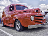1947-50 Ford Panel Truck