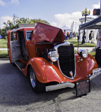 1934 Dodge Long Nose Coupe