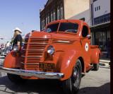 A fine looking International 1938 P/U truck