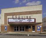 The Esquire can be found in Carthage, Texas
