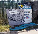 The Blue Starlite Urban mini Drive-in, Austin, TX (A Gallery)