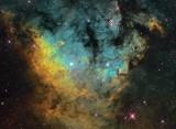 NGC7822 in Cepheus