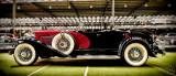 1934 Model J Duesenberg Le Baron Dual Cowel Sports Phaeton.