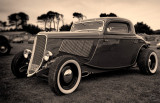 1933 Ford Coupe.