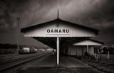 Oamaru Station.