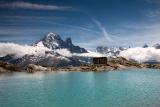 Flegere - Lac Blanc Trek: Lac Blanc