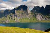 Segltinden and Kirkefjord