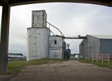 Junction City, KS grain elevator.