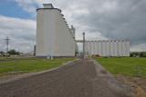 Hutchinson, KS. grain elevator.