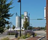 Greensburg, KS grain elevator.