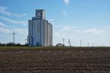 Kansas grain elevators.