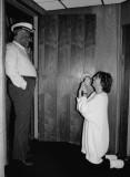 Cheryl w Dizzy 1984