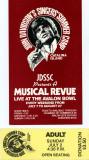 JDSSC Ticket & Promo card