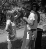 JDSSC Photographer Nancy Clendaniel w John Davidson