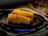 Fried Yellow Corn