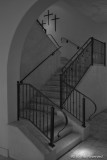 St. Francis Hotel Staircase