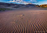 Twilight Great Sand Dunes