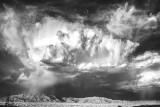 Storm over Sandia