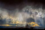 Fall Storm Over Cabizon Peak