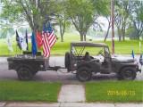 Bob Mathison Gypsy Jeep