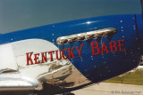 P-51 Kentucky Babe