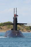 Ballistic Missile Sub