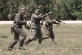 German re-enactors
