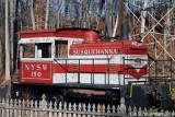 Whitcom Gas-Mechanical Industrial Switching Locomotive