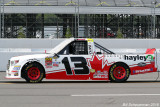 Cameron Hayley Truck at Pocono 2016, 2nd Place finish