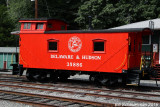 Delaware and Hudson Caboose