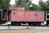Clinchfield Railroad #1064 (ex-Monon #81515)