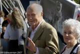 John Glenn and wife Annie