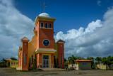 Cabo Rojo: Colorful new church