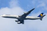 Lufthansa Airbus A340-642 Wuppertal D-AIHM