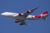 Virgin Atlantic Airways Boeing 747-4Q8 Lady Penelope G-VFAB