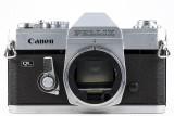 Canon Pellix QL 35mm Manual Focus SLR