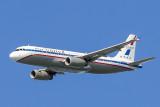 United Airlines Airbus A320-232 A320 Friend Ship N475UA