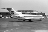 Continental Airlines Boeing 727-224 N88702
