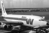 Western Airlines Boeing 720-047B N3162