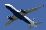 jetBlue Airways Blue Yorker Airbus A320-232 with Sharklets N821JB