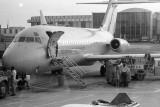 Hughes Airwest McDonnell Douglas DC-9-14 N9102