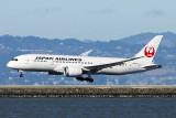 Japan Airlines - JAL Boeing 787-8 Dreamliner JA830J
